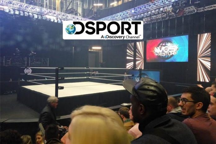 DSPORT,Discovery Communications India,Discovery India,British Professional Wrestling,UK Wrestling India