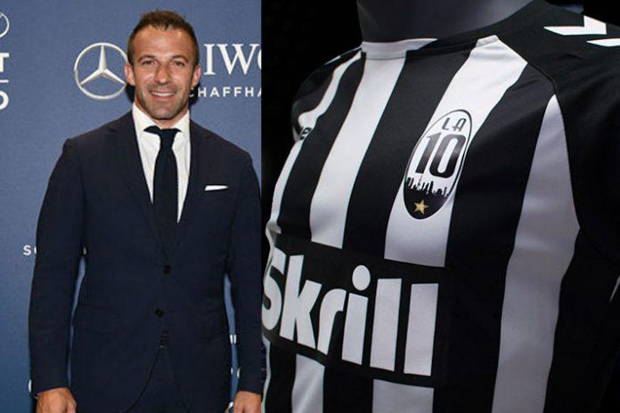 Del Piero,Juventus,Del Piero Partnerships,US football club,World Cup