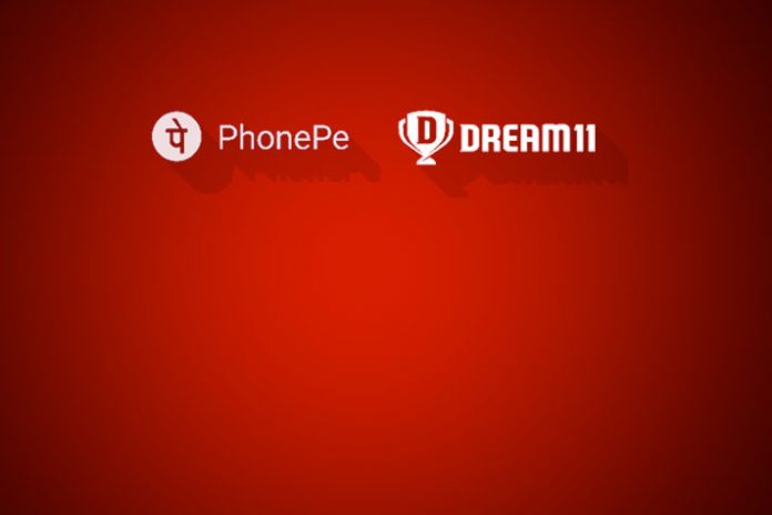 PhonePe Partnerships,Dream11 Partnerships,Dream11,PhonePe,Indian Premier League