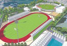 Dwarka Sports complex,Sports complex Delhi,Sports complex,FIFA,ICC