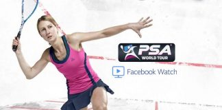 Professional Squash Association,PSA World Tour games,PSA World Tour,Facebook Partnerships,PSA Tour