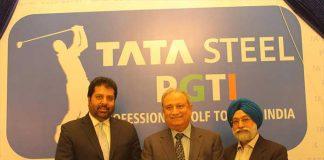 Tata Steel,Professional Golf Tour of India,PGTI,Tata Steel Sponsorships,PGTI Sponsors