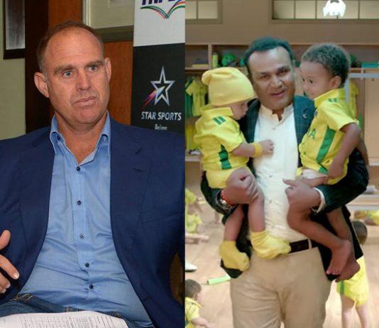 Ind-Aus series,India vs Australia Series,Star Sports campaign,Tim Paine,Matthew Hayden