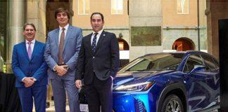 International Tennis Federation,ITF,ITF official car Partner,Lexus Cars,Davis Cup Finals