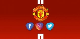 Manchester United,Manchester United Social Media,Premier League,Premier League social media,Premier League social media rankings