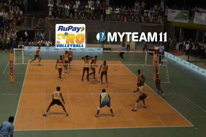 MyTeam11,Fantasy Games,Pro Volleyball,Pro Volleyball Fantasy Partner,Pro Volleyball League