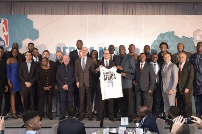National Basketball Association,NBA,FIBA,Basketball Africa League,NBA 2019