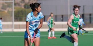Navjot Kaur,India women's hockey team,Women's hockey team,Olympics Games,Tokyo 2020 Olympics