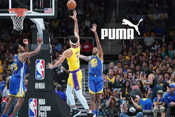 d854d6125e7 PUMA takes NBA route to extend reach on basketball court - InsideSport