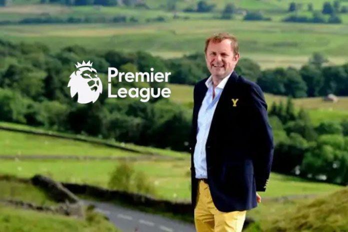 Premier League,Premier League CEO,Premier League President,Premier League New CEO,Gary Verity Premier League