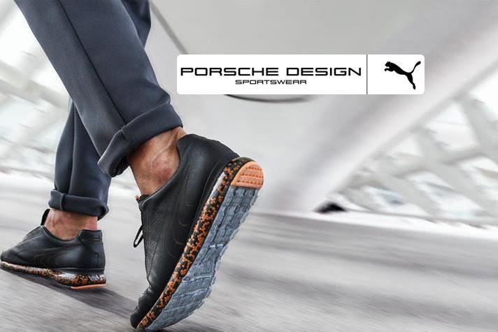 German sportswear Puma replaces adidas as Porsche Design partner