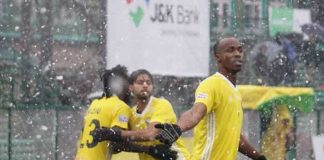 Real Kashmir FC,I-League,Chennai City FC,Indian Football,I-League Debut Year