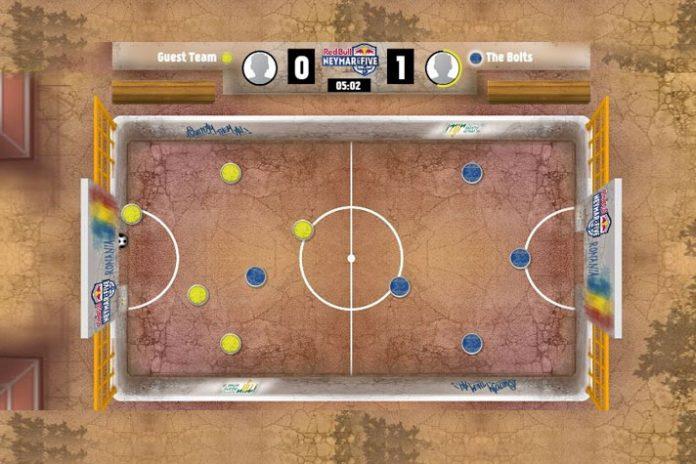 Red Bull,Neymar Jr,Neymar Jr Online Game,Football Game Online,Red Bull Neymar Jr's Five Online Game