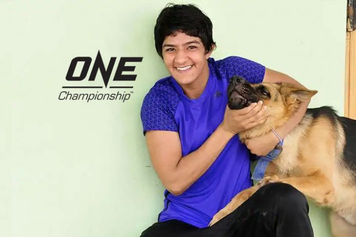 Ritu Phogat,MMA,ONE Championship,World Championships,Mixed Martial Arts
