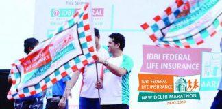 IDBI Federal Life Insurance,#KeepMoving,#KeepMoving Challenge,Delhi Marathon,Delhi Marathon 2019