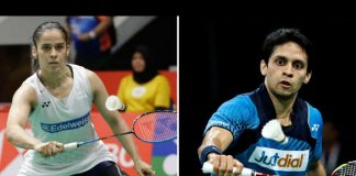 Saina Nehwal,Parupalli Kashyap,Sourabh Verma,Yonex-Sunrise Badminton Championships,Badminton Championships