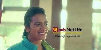PV Sindhu,PV Sindhu TVC,PNB MetLife TVC,PNB MetLife,PV Sindhu Brands