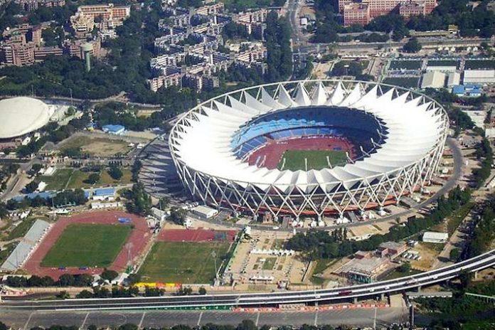 Sports Ministry India,SAI stadia,Sports Authority of India,Jawahar Lal Nehru Stadium,Jawahar Lal Nehru Stadium Leasing