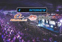 Alibaba,Times Internet,International Olympic Committee,eSports Analytics,eSports analytics company