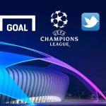 DAZN Group,Goal Partnerships,Twitter Partnerships,UEFA Champions League,Champions League