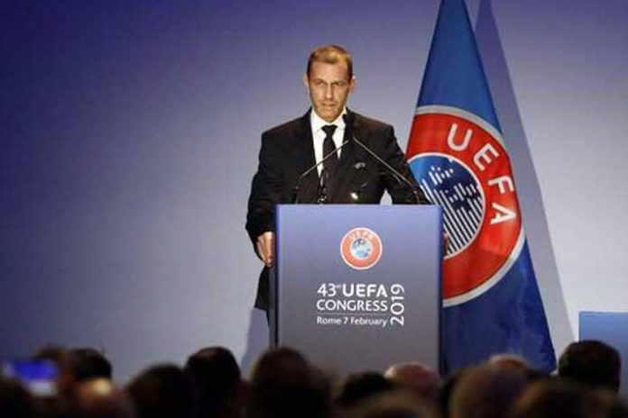 Alibaba Group,UEFA OTT platform,UEFA president,UEFA League,UEFA Live Streaming