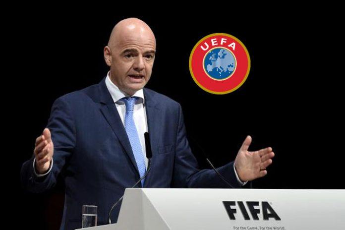 UEFA,UEFA council,Gianni Infantino,Club World Cup,Global Nations League