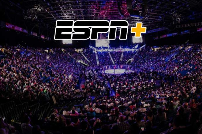 UFC Fight Night,MMA,ESPN+,ESPN+ Subscribers,UFC Fight Night
