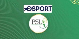IMG-Reliance,Pakistan Super League,Pakistan Cricket Board,DSport,PSL 2019