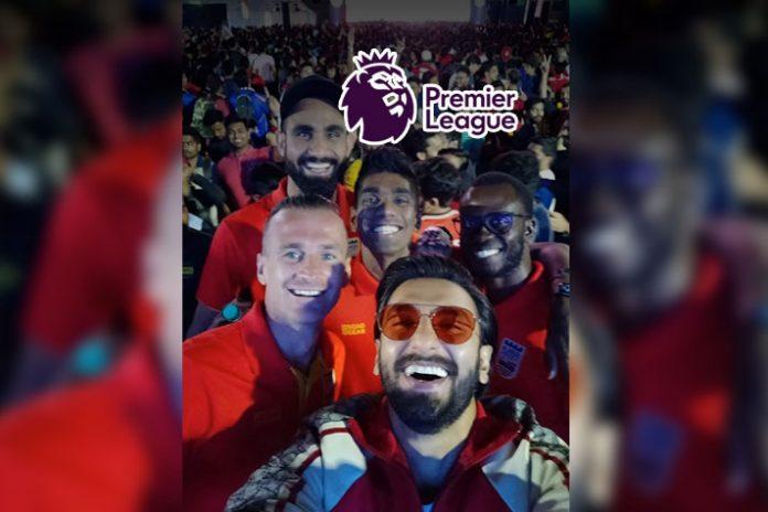 Manchester United,Liverpool,Ranveer Singh,Premier League,Star Sports Select