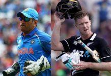 Mahendra Singh Dhoni,MS Dhoni,India New Zealand Series,ICC World Cup,India New Zealand ODI Series