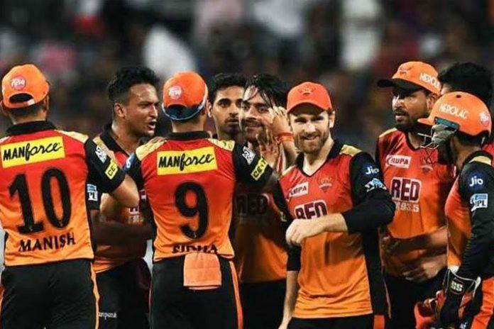 IPL Schedule,Indian Premier League,Sunrisers Hyderabad,Sunrisers Hyderabad Schedule,Sunrisers Hyderabad team squad
