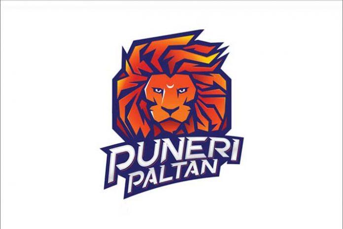 Puneri Paltan,Pro Kabaddi League,Pro Kabaddi,Puneri Paltan logo,Puneri Paltan New logo