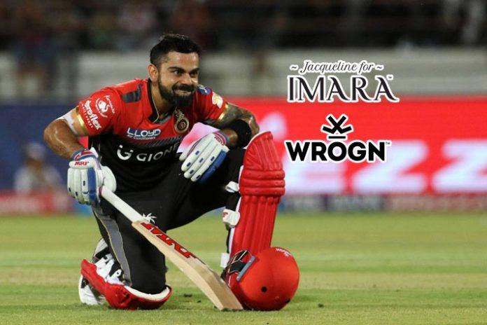 IPL 2019,Anjana Reddy brand,Royal Challengers Bangalore,RCB sponsorship,Virat Kohli