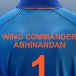 Indian cricket team,Wing Commander Abhinandan,Team India Jersey,Team India New Jersey,BCCI