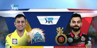 IPL 2019,Chennai Super Kings,Royal Challengers Bangalore,Book My Show,IPL 2019 Tickets