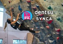 International Federation of Sport Climbing,Sport Climbing Federation,IFSC,Dentsu,Synca Creations