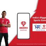 Dream11,Dream11 TVC,Dream11 Marketing Campaign,MS Dhoni,Fantasy cricket Online
