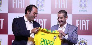 FIAT,Brazil football team,Brazilian Soccer Team,Tokyo Olympics,2022 World Cup