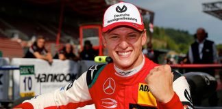Mick Schumacher at Spa - 30 years after dad Michael's debut