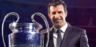 UEFA Champions League,UEFA Champions League Ambassador,UEFA Champions League trophy,Luís Figo,Champions League