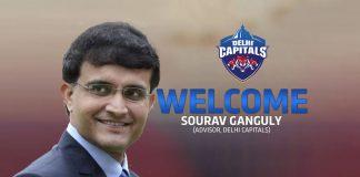 Delhi Capitals,Indian Premier League,IPL 2019,Delhi Capitals advisor,Sourav Ganguly
