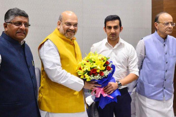 Gautam Gambhir,Bharatiya Janata Party,BJP,Prime Minister of India,Narendra Modi