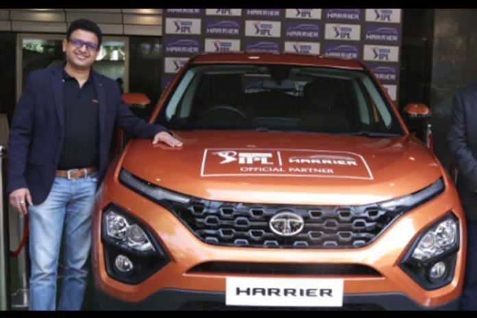 Indian Premier League,IPL 2019,Tata Motors,Tata Harrier,Indian Premier League 2019
