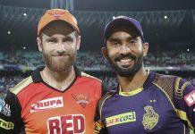 IPL 2019,IPL 2019 Live,Indian Premier League,Kolkata Knight Riders,Sunrisers Hyderabad