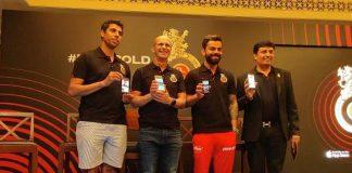 IPL 2019,RCB,Royal Challengers Bangalore,Virat Kohli,RCB partners