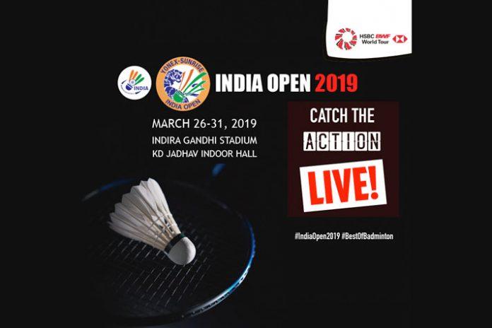 India Open badminton,Badminton championship India,India Open badminton championship,Badminton Association of India,Tokyo 2020 Olympics