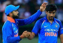 Virat Kohli,Virat Kohli Rankings,Jasprit Bumrah,ICC ODI rankings,Jasprit Bumrah Rankings