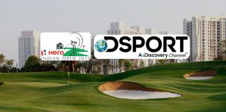 DSport,Golf Live in India,Hero Indian Open 2019,Asian Tour,European Tour
