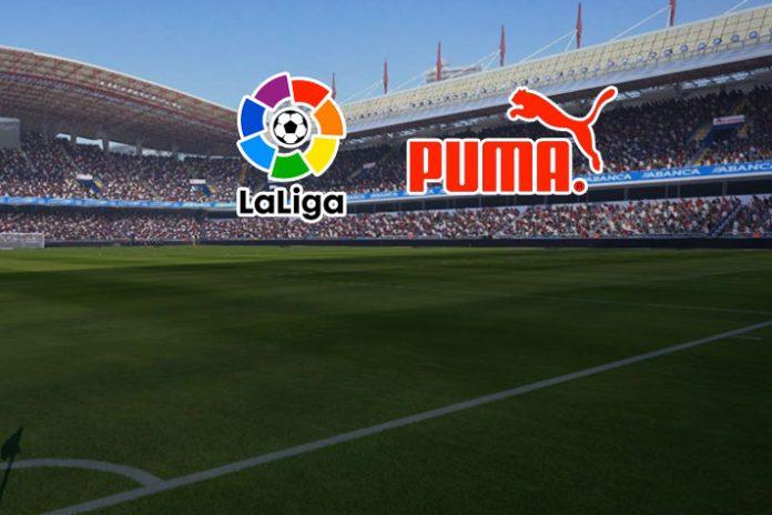 La Liga,La Liga Partnerships,Nike Partnerships,Puma Partnerships,La Liga Sponsorships