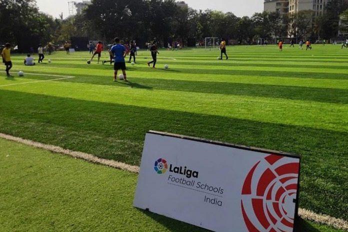 LaLiga training camps India,LaLiga Football Schools,LaLiga Football Schools India,LaLiga India,LaLiga Football Schools training camps